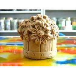 Silikónová forma na mydlo a sviečku