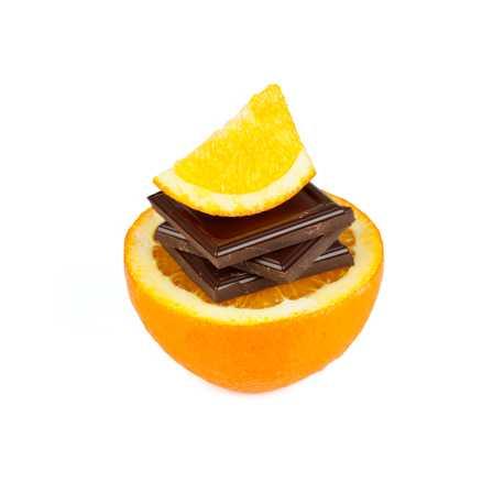 Čokoláda s pomarančom 10ml