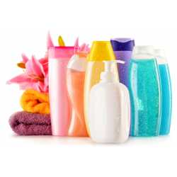 Sada na výrobu tekutého mydla a šampónu