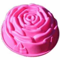 Silikónová forma na mydlo ružička II.