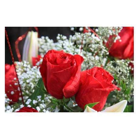 Ruža + konvalinka 10ml