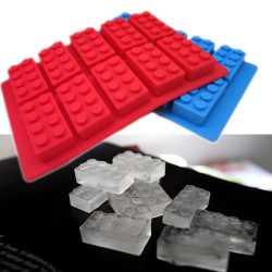 Silikónová forma na mydlo lego kocky