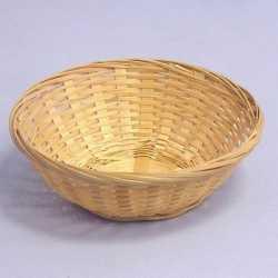 Bambusová miska guľatá