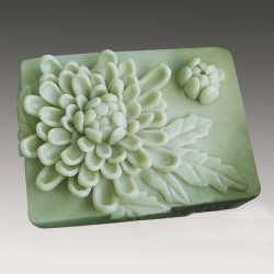 Silikónová forma na mydlo chryzantéma II.
