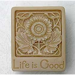 Silikónová forma na mydlo LIFE IS GOOD