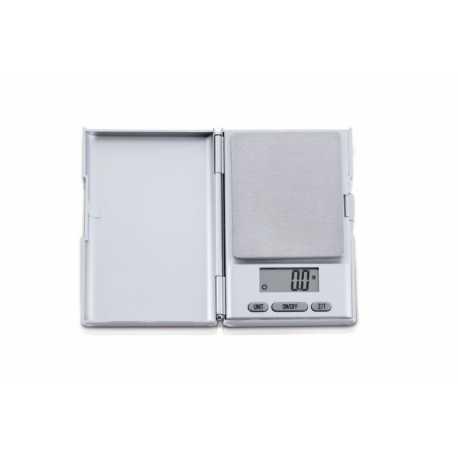 Vrecková digitálna váha 500g