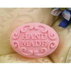 Silikónová forma na mydlo Hand made II.