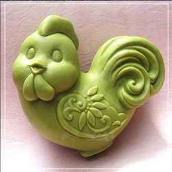 Silikónová forma na mydlo kohútik