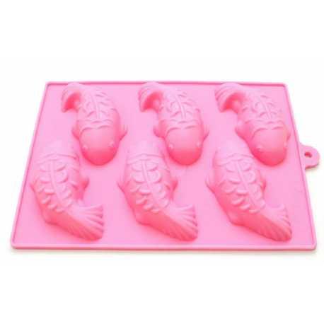 Silikónová forma na mydlo kapríkovia
