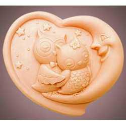 Silikónová forma na mydlo nočná láska