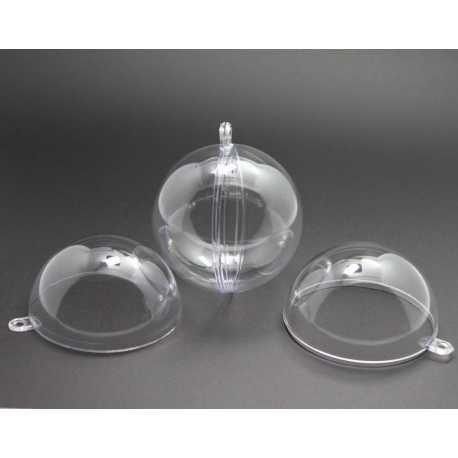 Plastová forma na šumivé bomby do kúpeľa 5cm