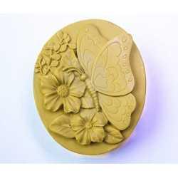 Silikónová forma na mydlo motýľ V.