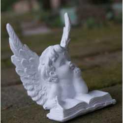 Silikónová forma na mydlo a sviečku 3D anjelik III.