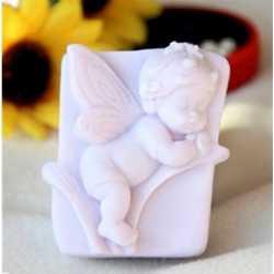Silikónová forma na mydlo vílie bábätko