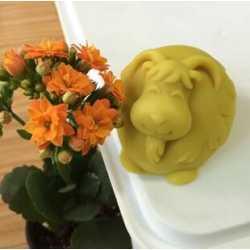 Silikónová forma na mydlo kozička
