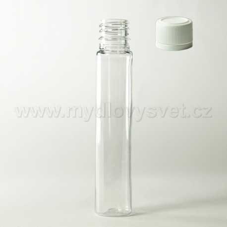 PET fľaštička 25 ml + uzáver G18