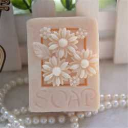 Silikónová forma na mydlo SOAP II.