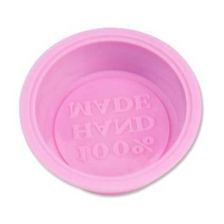 Silikónová forma na mydlo HAND MADE IV.