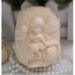 Silikónová forma na mydlo malá víla IV.