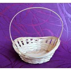 Bambusový košík s uškom