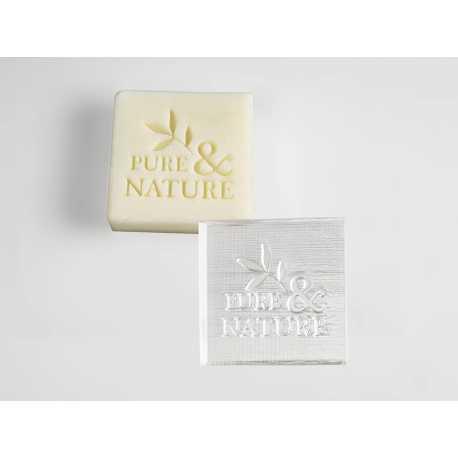 Pečiatka na mydlo HAND MADE SOAP