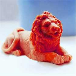 Silikónová forma na mydlo 3D lev