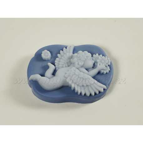 Silikónová forma na mydlo letiaci anjel I.