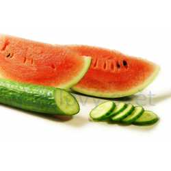 Uhorka + melón 35ml