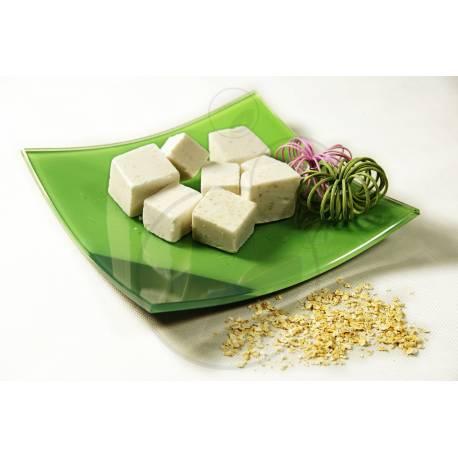 Mydlová hmota s ovsenými vločkami abambuckým maslom 0,5kg