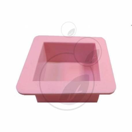 Silikónová forma na mydlo štvorec II.