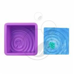 Silikónová forma na mydlo KRUHY